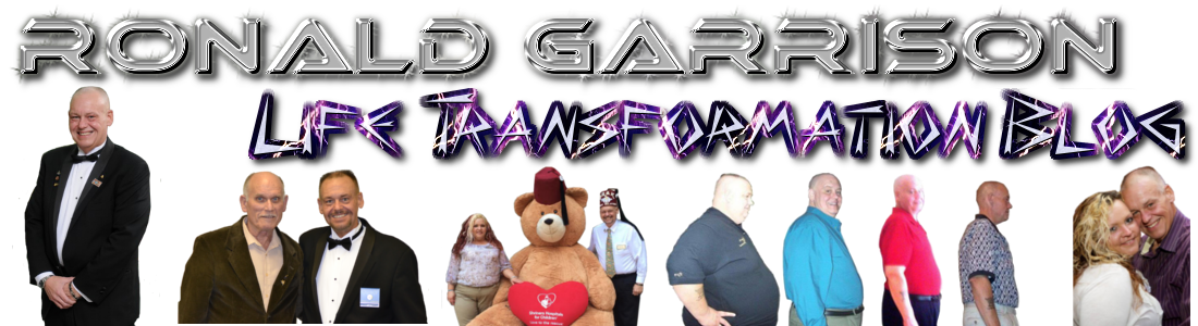 Ron's Life Transformation Blog Logo