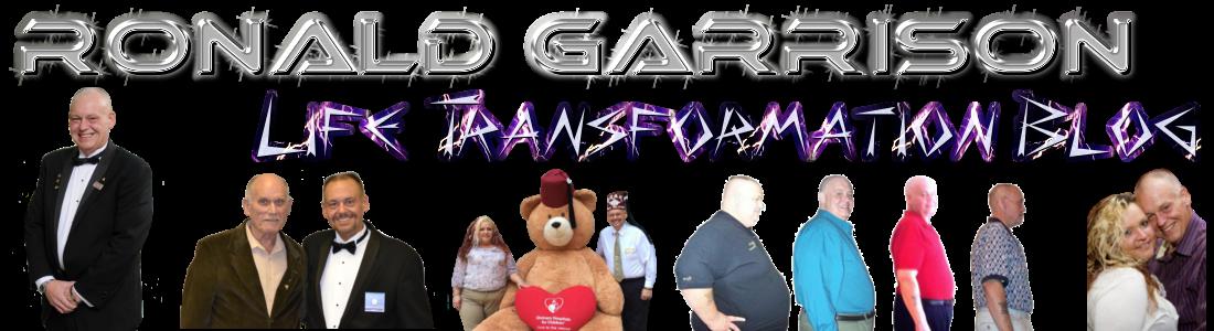 Ron's Life Transformation Blog Logo