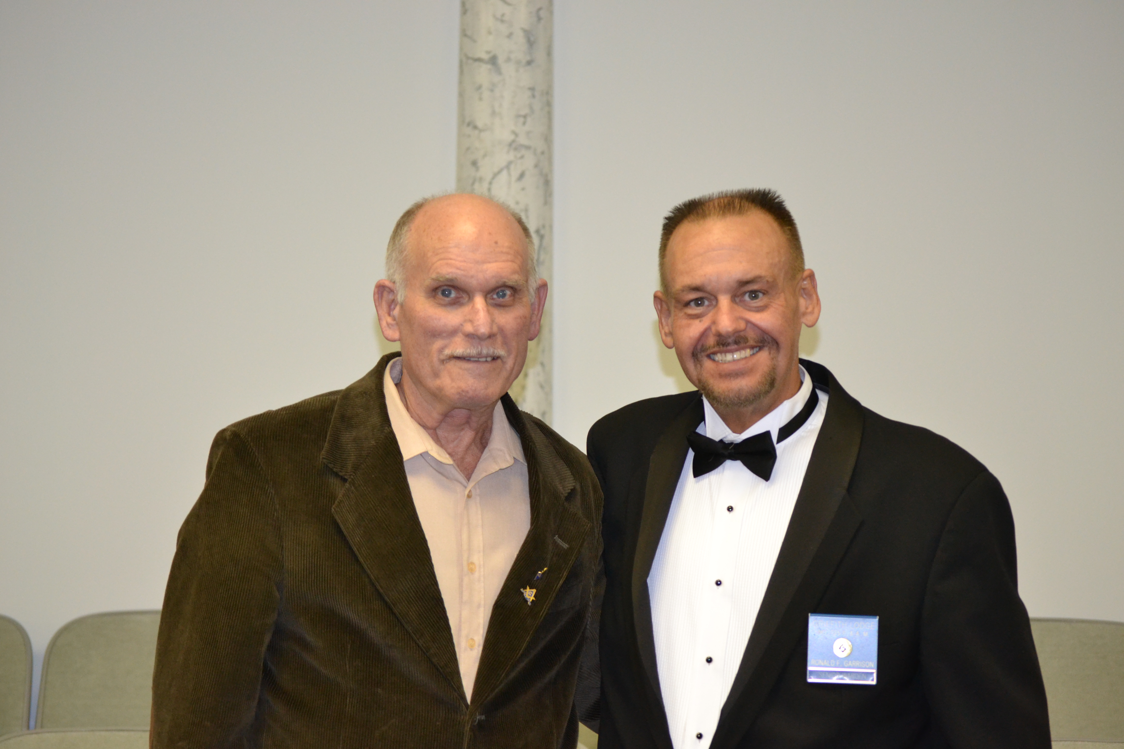 My Dad & I taken 12/14/2012
