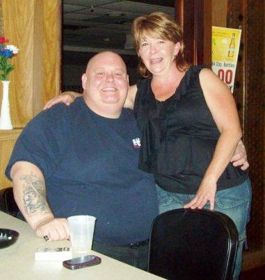 Ron & Missy July 2009