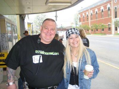 Ron & Mellen May 2008