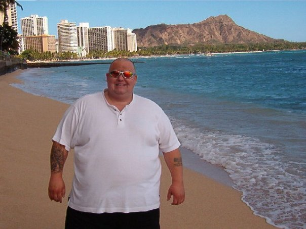 Ron at Diamondhead Hawaii